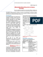 P2. Síntesis de Dibenzalacetona Reacción de Claisen Schmidt