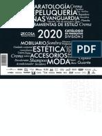 Catálogo Pecosa división 2 2020