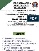Manejo de Cuencas Hidrograficas (1)