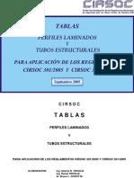 perfiles de acero CIRSOC.pdf