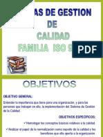Familia Iso 9000 - 2018