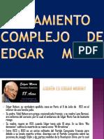 Pensamiento Complejo Edgar Morin