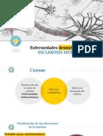 Esclerosis Multiple Terminada