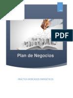 Plan de Negocios en Mercados Energéticos