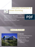 Sustainable Urbanism and Green Builsing G Stauskis