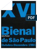 Bienal Sao Paulo 1981
