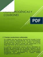 Fajas Orogenicas y Colisiones