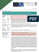 DeutscheBank  NewsAlert 03July2008 1
