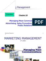 CH 18 Managing Mass Communications