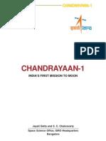 Chandrayaan 1 Booklet