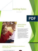 parenting styles ppt
