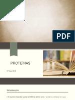 PROTEÍNAS  GRUPO 4.pptx