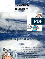 9610 Global Warming