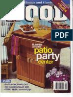 Wood Magazine 134 2001
