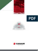 Esteelde Steel Decking Sheets Safe Load