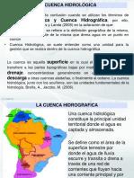 CUENCAS HIDROGRAFICAS BOL