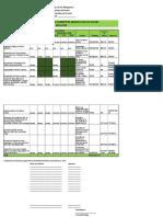 Badac Sample Format 2018