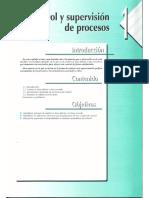 Control y Supervision de Procesos