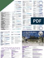 Programa Noche Blanca 2018 Ciudad Real