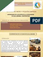Aporte II - Expo Cooperativas Final
