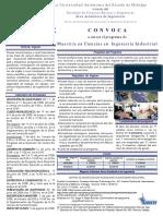 Maestria en Ingeniería Industrial_2008