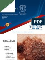 Melanoma y Otros Càncer Cutaneos