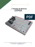Procedimento Para Laboratório - Partida de Motores ETZ0062B v1.2