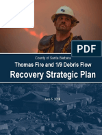 Santa Barbara County Recovery Strategic Plan
