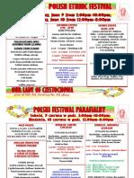 Program Festiwalu 2018