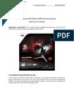 AOC Unveils AG322QCX AGON Gaming Display