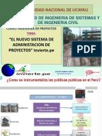Clase 1 de Ing. de Proyectos 2018-0