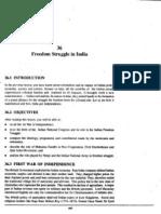 L-36 Freedom Struggle in India