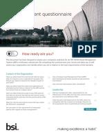 ISO 55001 Self Assessment WEB AU
