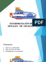 Curso Osciloscopio DBM