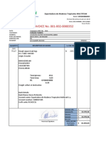 Invoice 4x20 Bl Gye 800059600