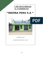 Plan de Contingencia Indura Peru s.A
