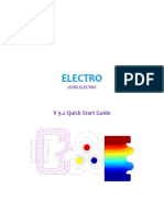 ELECTRO Quick Start Guide