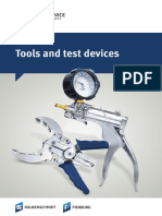 Tools and Test Devices 51695
