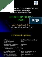 Exposicion Silabos 2018A