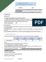 Canevas-type de Manuel d%u2019utilisation Et d%u2019entretien