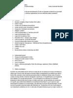 Historia Clinica MI 4