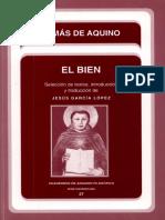 DE AQUINO, Tomás - El Bien. Cuadernos de Anuario Filosófico. Serie Universitaria. № 27. Univ. de Navarra. Pamplona,1996..pdf