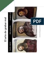 EL ARTE DE GRABAR MAL.pdf