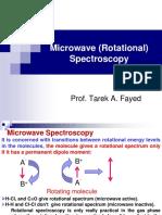 Microwave Spectroscopy BSc Lect 2