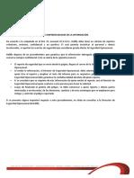 Custodia de La Información Con Logo