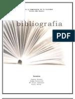 Bibliografía y Lincografía