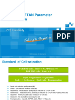 3. WCDMA URTAN Parameter Introduction
