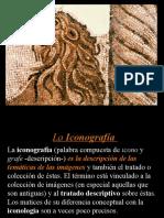 Arte Pre Iconografia Iconografia e Iconologia