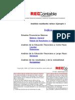 Indicadores Financiero Red 2