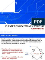 06 CTS Puente Wheastone & RTD Pt100